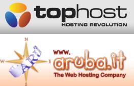 Tophost & Aruba