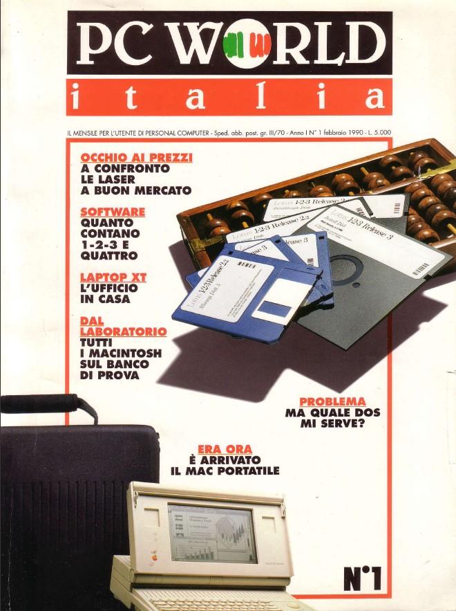 PcWorld Italia: il primo numero